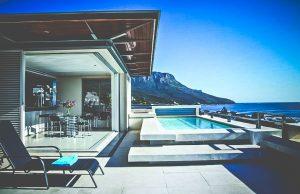 Hyra villa i Kapstaden