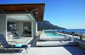 Villa att hyra i Kapstaden, Blue Views