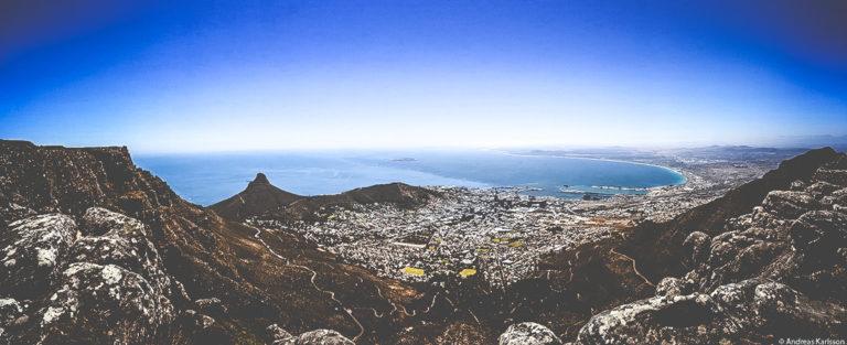 Klimat i Kapstaden