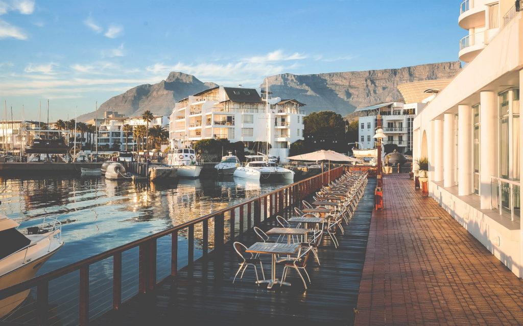 Lyxhotell i Kapstaden