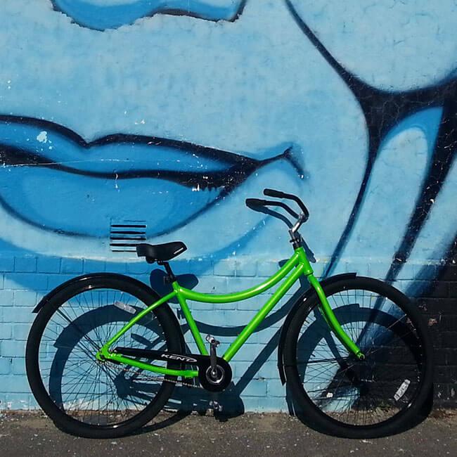 Se kapstaden på cykel