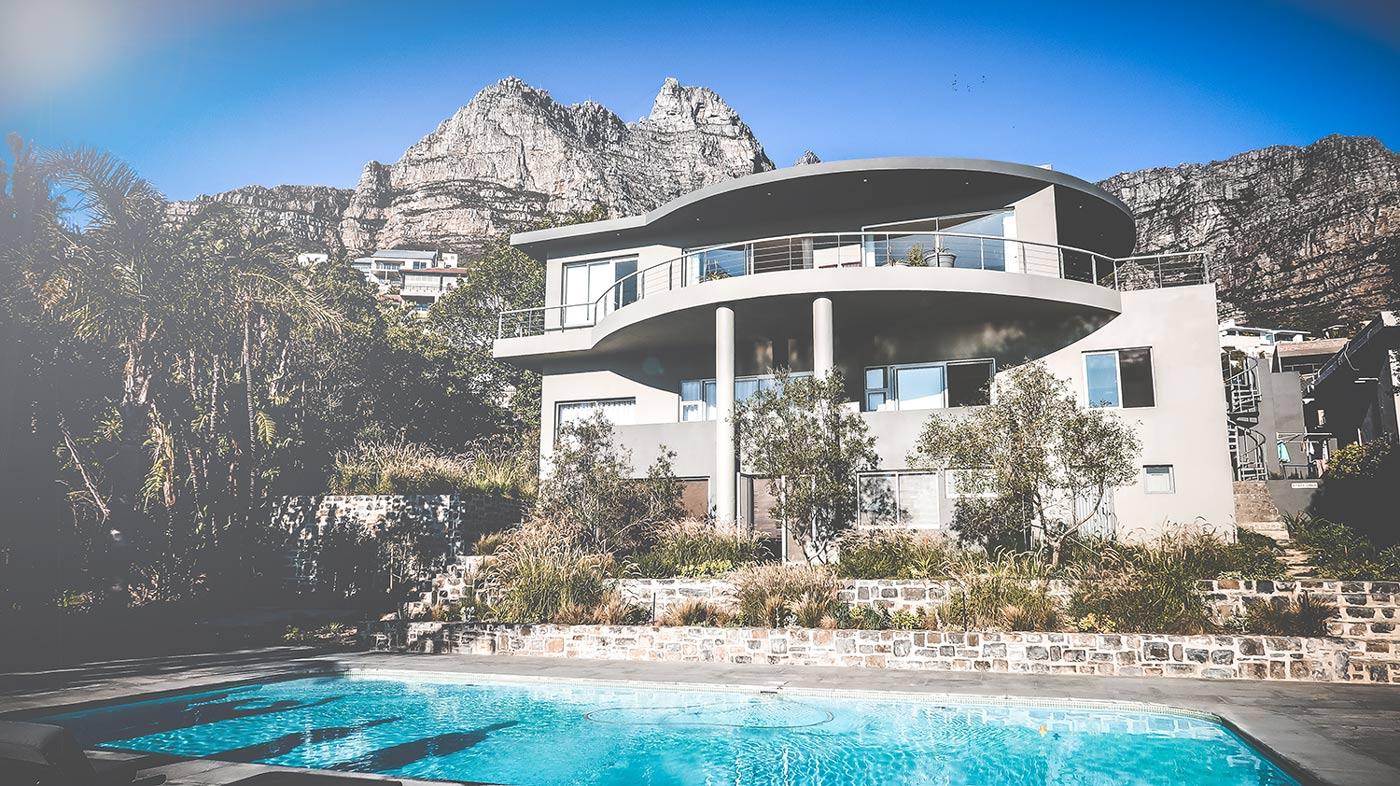 Boende i Kapstaden