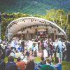 Konsert i Kirstenbosch Botaniska Trädgård, Kapstaden