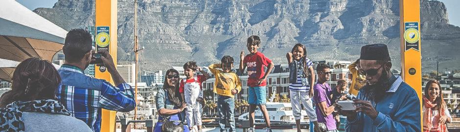 Resa till Sydafrika med barn