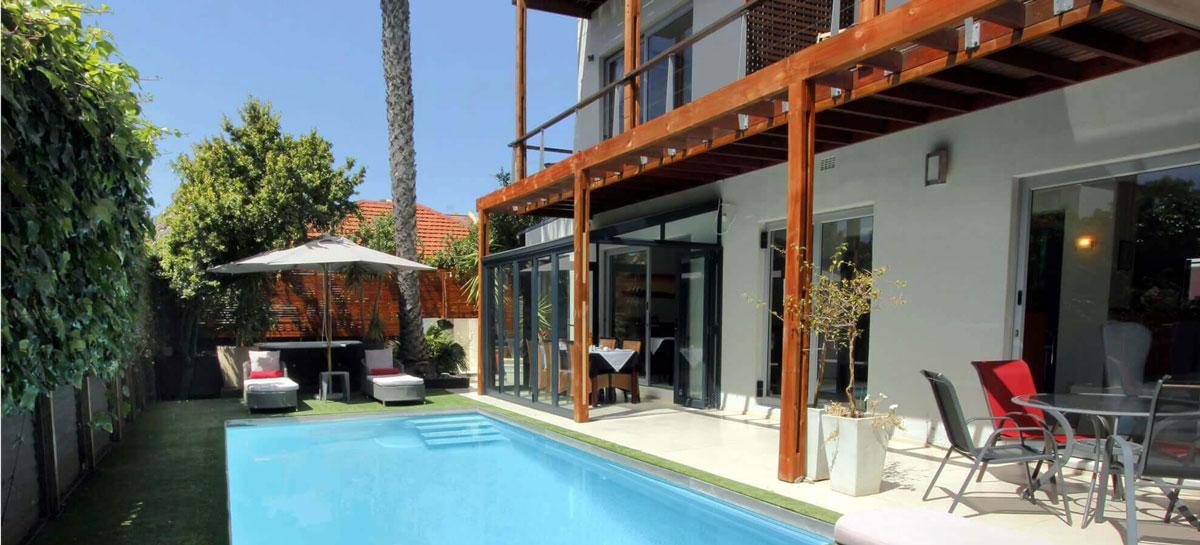 One 8 Hotell, Kapstaden