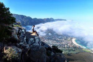 Vandring i Sydafrika