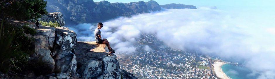 Kom och vandra i Sydafrika. Upplev Godahoppsudden, Taffelberget och mycket mer.