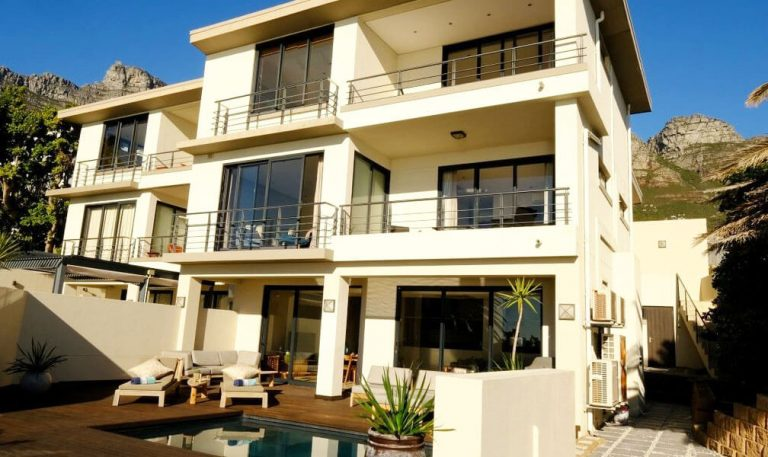 Beta Beach Guest House, Camps Bay, Kapstaden