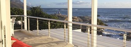 Glen Beach Villas Penthouse, Camps Bay, Kapstaden