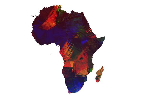 Böcker om Afrika
