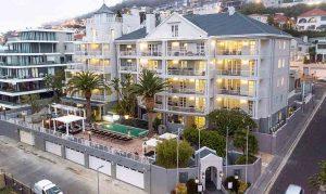 Romney Park lägenhetshotell, Kapstaden