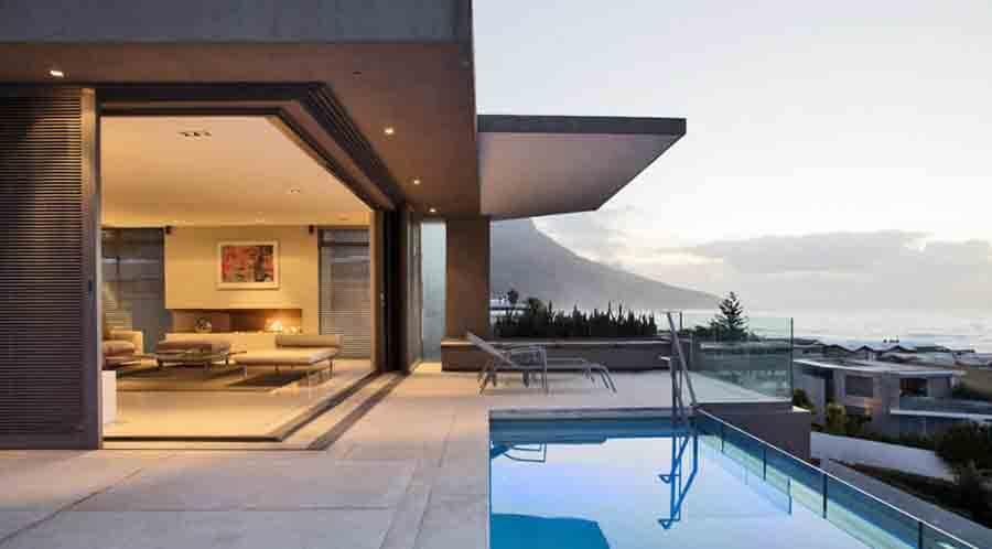 Villa i Kapstaden