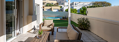 The Place, Villa i Camps Bay, Kapstaden