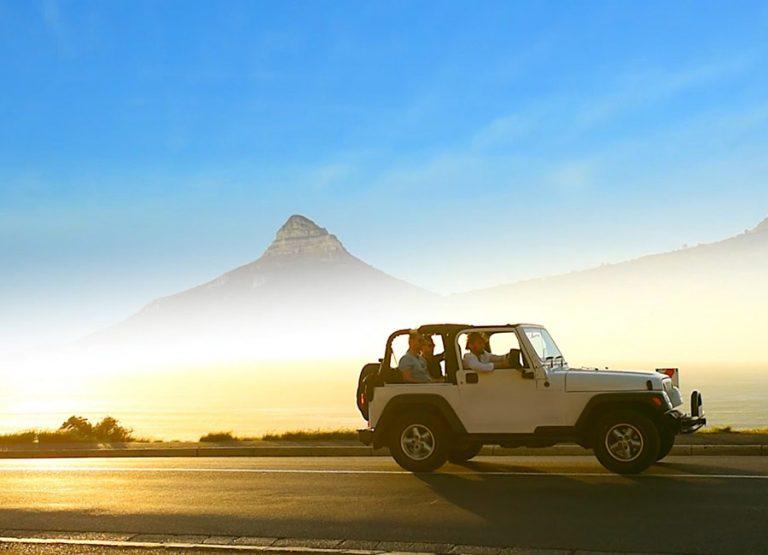resa i sydafrika på egen hand
