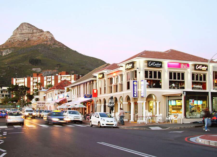 Hyra bil i Sydafrika