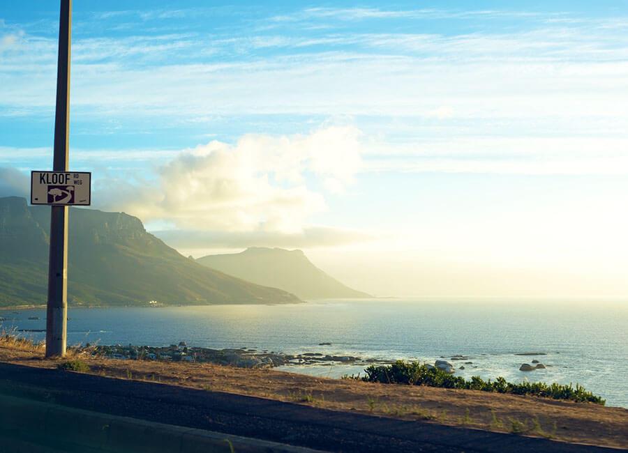 Köra hyrbil i Sydafrika