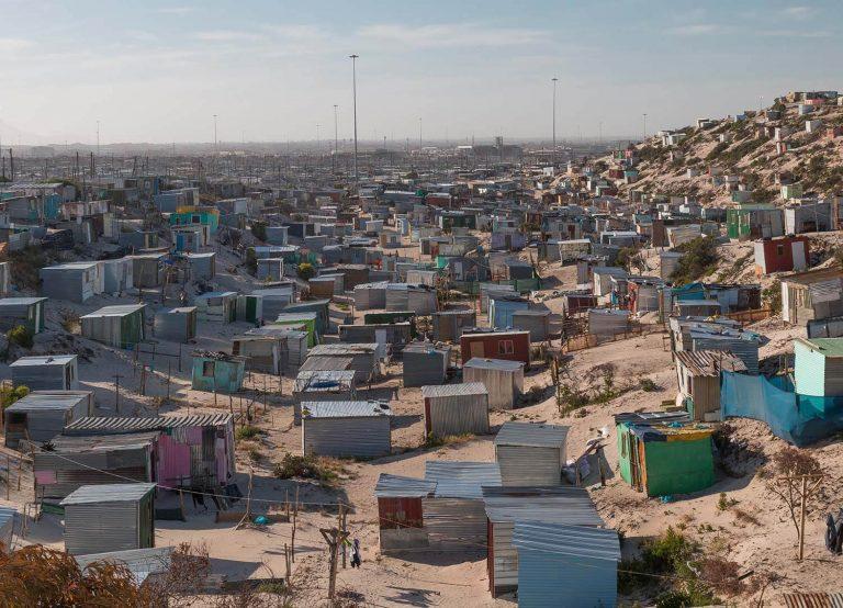 Kåkstadstur i Kapstaden